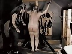 Vintage Group Gay Bondage