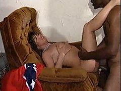 She wants black cock penetrating her