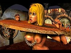 Classic 3D Bondage Artworks / 1