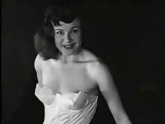 Something Weird Vintage Tease Stocking Panties1flv