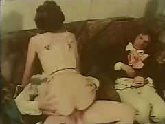 German Classic Porn From The 70s With This Chick Getting Banged