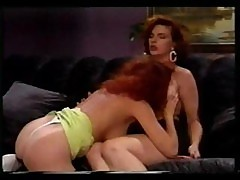 Patricia Kennedy Eats Lauren Brice