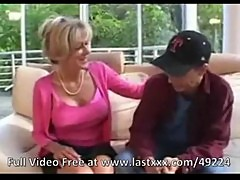 Alexi Carrington classic blonde milf