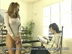 Horny milf receives an old school bang