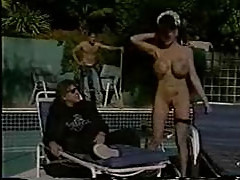 HOT MAID FUCKED POOL