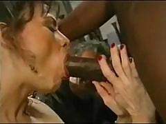 Cherished Strumpet With A Frangible Coin Purse Takes A Black Dick Deep In Her Arse