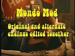 60s freaks only mondo mod dance with secret nude footage - 3 part 3