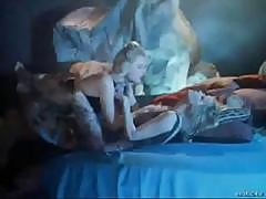 Blonde Tanya Roberts In The Movie Sins Of Desire Gets Nailed