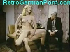 Vintage german orgy