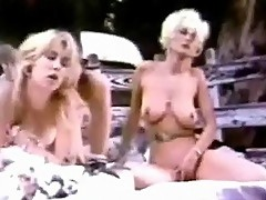 Vintage outdoor fuck