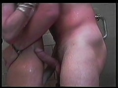 Jazzmine shower scene