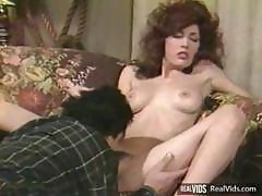 Wet Hairy Pussy Nailed By Strong Cock