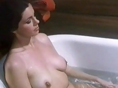 Masturbating in the bath