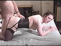 MILF Kitten dressed for hot sex (vintage) all holes fucked