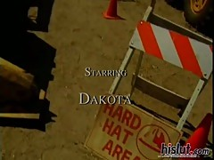Dakota holes gets filled
