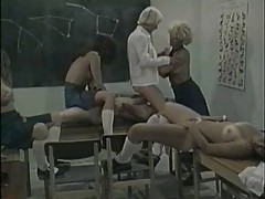 MF 1651 - School Orgy
