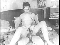Vintage 1950s Porn - Peeping Tom
