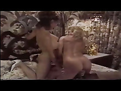 Christy Canyon and Ginger Lynn Three...