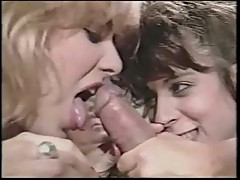 I Love The 80s - Christy Canyon BiSexual Threesome