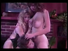 Tracy Austin and Christy Canyon 3some...