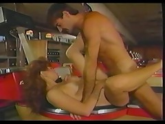 Erica Boyer takes a threesome