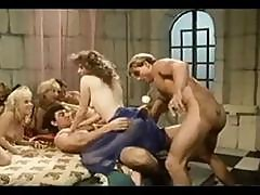 Classic Porn With Francois Papillon As He Bangs These Babes
