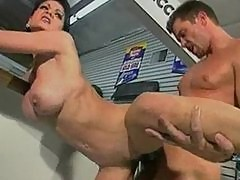 Jeanna Fine gets an anal day in the office