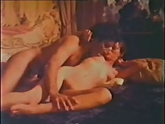 Annette Haven and John Leslie