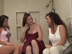 Keisha - Threesome with Women.
