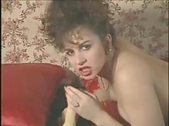 Keisha Is A Yummy Big-boobed Vintage Porn Star Who Gets Lezzie On This One
