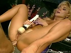 Anna Malle and Nina Hartley giving anal instructions