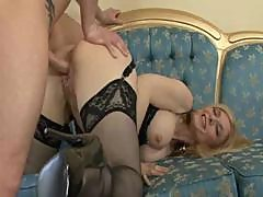 Nina Hartley And Young Stud