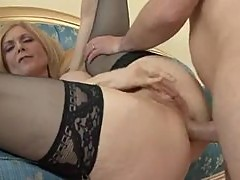 Nina Hartley lingerie sex