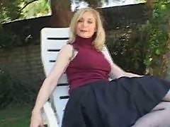 Nina Hartley sucking dick & fucking