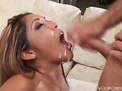 Randy Spears Skewers This Young Asian Bimbo And Cums On Her Face