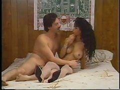 Heather Hunter Orgasms And Gets Creampie By Robert Bullock