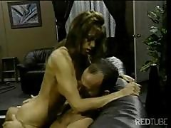 Classic Porn With Ron Jeremy But He's Not Getting Fucked In This One