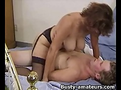 Serena and Adam on hot fucking action