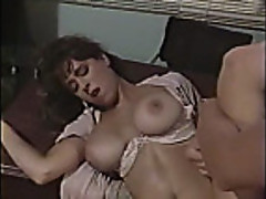 Christy Canyon and Tom Byron fucking