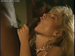 Victoria Paris and Sean Michaels in golden age of porn